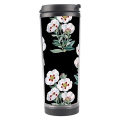 Floral Vintage Wallpaper Pattern 1516863120hfa Travel Tumbler