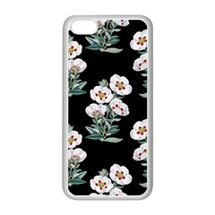 Floral Vintage Wallpaper Pattern 1516863120hfa Iphone 5c Seamless Case (white)