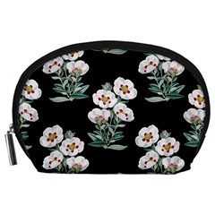Floral Vintage Wallpaper Pattern 1516863120hfa Accessory Pouch (large)