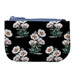 Floral Vintage Wallpaper Pattern 1516863120hfa Large Coin Purse