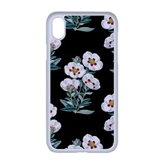 Floral Vintage Wallpaper Pattern 1516863120hfa Iphone Xr Seamless Case (white)