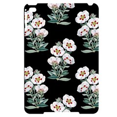 Floral Vintage Wallpaper Pattern 1516863120hfa Apple Ipad Mini 4 Black Uv Print Case