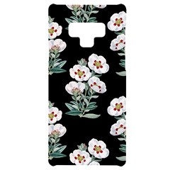 Floral Vintage Wallpaper Pattern 1516863120hfa Samsung Note 9 Black Uv Print Case