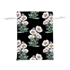 Floral Vintage Wallpaper Pattern 1516863120hfa Lightweight Drawstring Pouch (m)