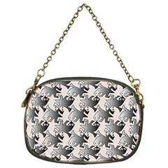 Seamless 3166142 Chain Purse (two Sides)