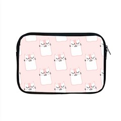 Pattern With Cats Apple Macbook Pro 15  Zipper Case by Sobalvarro