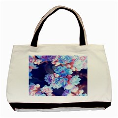 Flowers Basic Tote Bag
