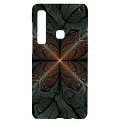 Art Abstract Fractal Pattern Samsung A9 Black Uv Print Case by Wegoenart
