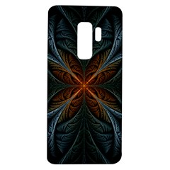 Art Abstract Fractal Pattern Samsung Galaxy S9 Plus Tpu Uv Case by Wegoenart
