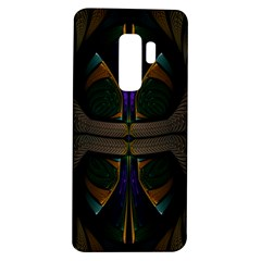 Fractal Abstract Background Pattern Samsung Galaxy S9 Plus Tpu Uv Case