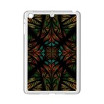 Fractal Fantasy Design Texture iPad Mini 2 Enamel Coated Cases Front