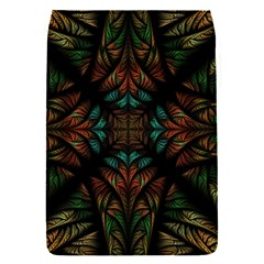 Fractal Fantasy Design Texture Removable Flap Cover (s) by Wegoenart