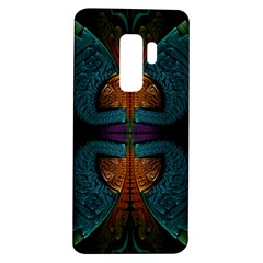 Art Abstract Fractal Pattern Samsung Galaxy S9 Plus Tpu Uv Case