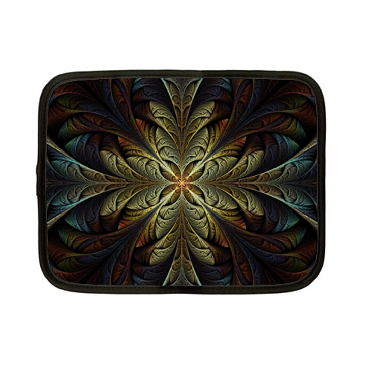 Fractal Art Abstract Pattern Netbook Case (Small)