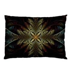 Fractal Art Abstract Pattern Pillow Case