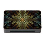 Fractal Art Abstract Pattern Memory Card Reader with CF Front