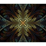 Fractal Art Abstract Pattern Deluxe Canvas 14  x 11  (Stretched) 14  x 11  x 1.5  Stretched Canvas