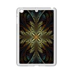 Fractal Art Abstract Pattern iPad Mini 2 Enamel Coated Cases Front