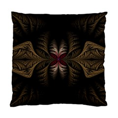 Fractal Abstract Design Mystical Standard Cushion Case (one Side)