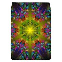 Fractal Abstract Background Pattern Removable Flap Cover (s) by Wegoenart