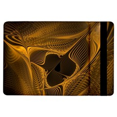 Fractal Design Background Pattern Ipad Air Flip by Wegoenart