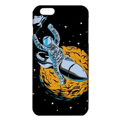 Astronaut Planet Space Science Iphone 6 Plus/6s Plus Tpu Case by Wegoenart