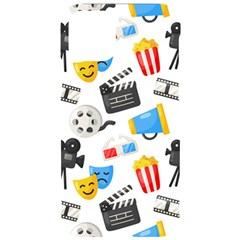 Cinema Icons Pattern Seamless Signs Symbols Collection Icon Iphone 11 Pro Black Uv Print Case
