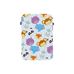 Animal Faces Collection Apple Ipad Mini Protective Soft Cases