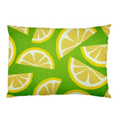 Lemon Fruit Healthy Fruits Food Pillow Case by Nexatart