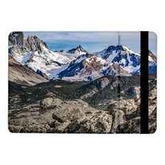 El Chalten Landcape Andes Patagonian Mountains, Agentina Samsung Galaxy Tab Pro 10 1  Flip Case by dflcprintsclothing
