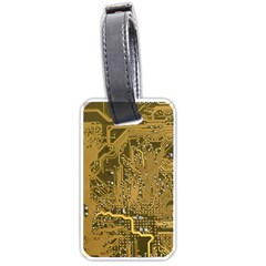 Pcb Printed Circuit Board Luggage Tag (two Sides)