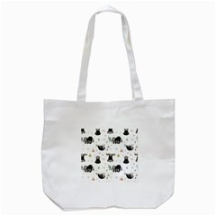 Cute Sloths Tote Bag (white) by Sobalvarro