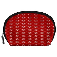Red Kalider Accessory Pouch (large) by Sparkle
