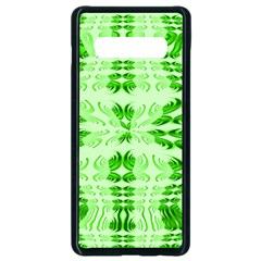 Digital Illusion Samsung Galaxy S10 Plus Seamless Case (black) by Sparkle