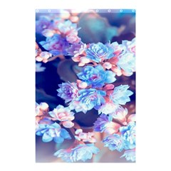 Flowers Shower Curtain 48  X 72  (small)