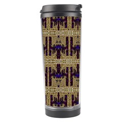 Rainbow Pearls Decorative Travel Tumbler by pepitasart