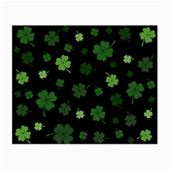 St Patricks Day Small Glasses Cloth (2 Sides)