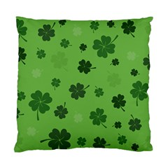 St Patricks Day Standard Cushion Case (one Side)