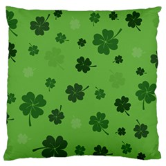St Patricks Day Standard Flano Cushion Case (one Side)