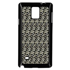 Digital Mandale Samsung Galaxy Note 4 Case (black) by Sparkle
