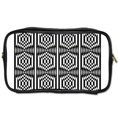 Mandala Pattern Toiletries Bag (two Sides)