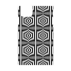 Optical Illusion Iphone 11 Black Uv Print Case by Sparkle