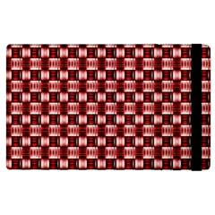 Red Kalider Apple Ipad Mini 4 Flip Case by Sparkle