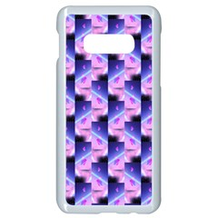 Digital Waves Samsung Galaxy S10e Seamless Case (white) by Sparkle