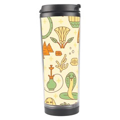 Egypt Seamless Pattern Travel Tumbler