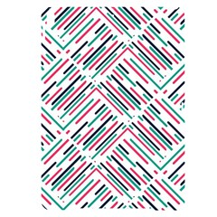 Abstract Colorful Pattern Background Apple Ipad Pro 10 5   Black Uv Print Case