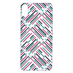 Abstract Colorful Pattern Background Iphone X/xs Soft Bumper Uv Case