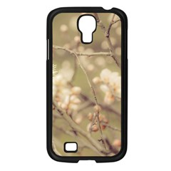 Sakura Flowers, Imperial Palace Park, Tokyo, Japan Samsung Galaxy S4 I9500/ I9505 Case (black) by dflcprintsclothing