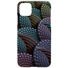 Fractal Sells Iphone 11 Pro Max Black Uv Print Case by Sparkle