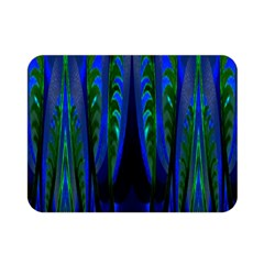 Glowleafs Double Sided Flano Blanket (mini)  by Sparkle